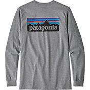 Patagonia Men's P-6 Logo Responsibili-Tee Long Sleeve Shirt