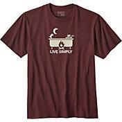 Patagonia Men's Live Simply Hot Tub T-Shirt