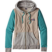 Patagonia Women's Board Short Label Lightweight Full Zip Hoodie