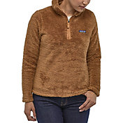 Patagonia Women's Los Gatos 1/4 Zip Fleece Pullover
