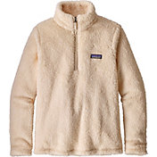 Patagonia Women's Los Gatos Quarter Zip Fleece Pullover