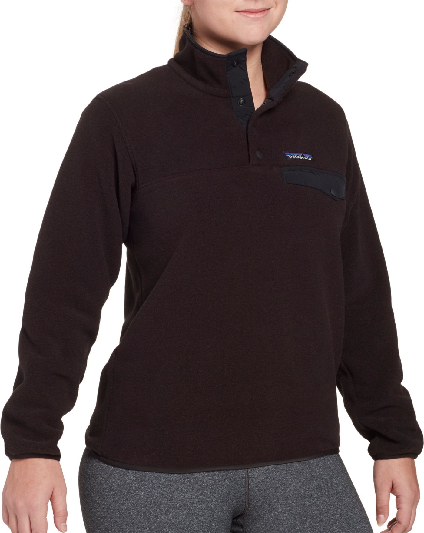Patagonia Women's Synchilla Snap-T Fleece Pullover