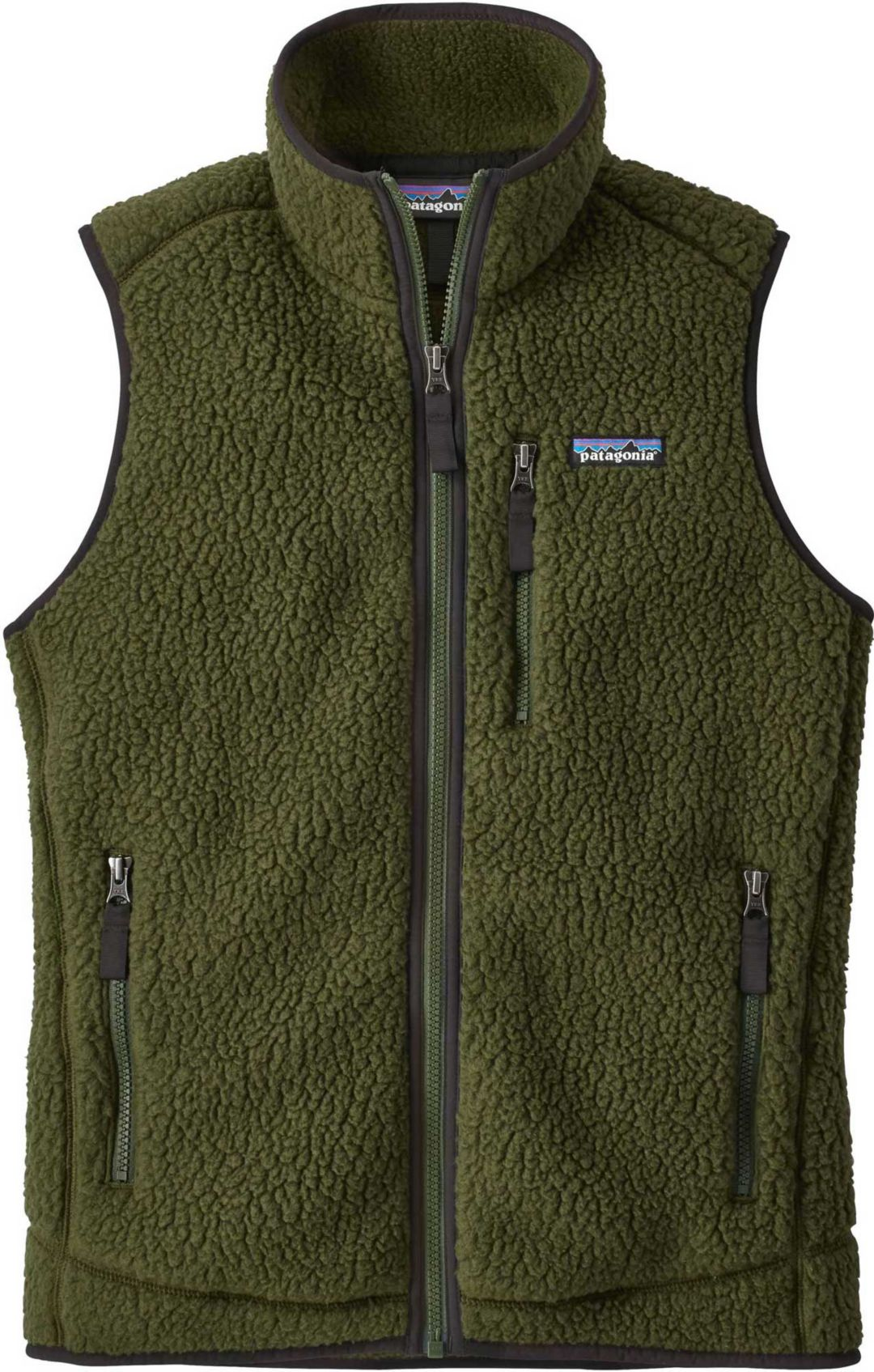 Pile Patagonia Fleece Vest Retro Women's nwZ8OX0kNP