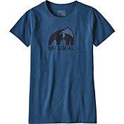Patagonia Women's Eat Local Upstream T-Shirt