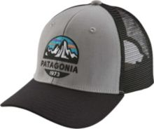 e4202d68622 Patagonia Youth Trucker Hat. Fitzroy Scope Drifter Gry. Flying Fish Fire