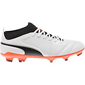 PUMA Men's One 17.3 FG Soccer Cleats