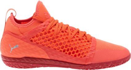 PUMA Men s 365 Ignite Netfit CT Indoor Soccer Shoes  54d8dded739