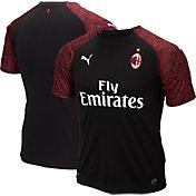 Product Image · PUMA Men s AC Milan 2018 Stadium Third Replica Jersey b53bc85f5ab27