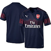 PUMA Men's Arsenal 2018 Replica Away Stadium Jersey