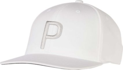 dd3c13b3571c9 PUMA Men s P 110 Snapback Golf Hat