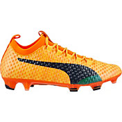 PUMA Men's evoPOWER Vigor 3D 1 FG Soccer Cleats