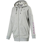 Puma Women's Fusion Elongated Full Zip Hoodie