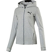 Puma Women's Urban Sports Full Zip Hoodie