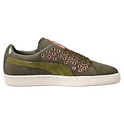 PUMA Women's Suede XL Velvet Rope Shoes