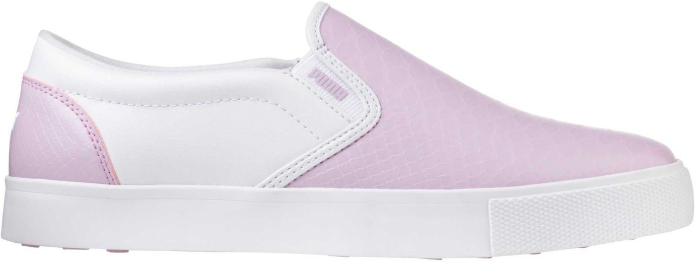 PUMA Women's Tustin Slip-On Golf Shoes