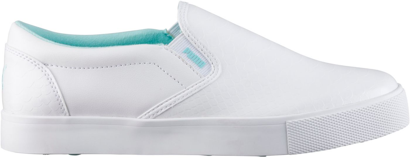 PUMA Women's Tustin Slip-On Golf Shoes