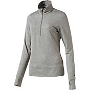 PUMA Women's Quarter-Zip Golf Pullover