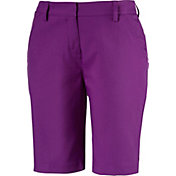 PUMA Women's Pounce Bermuda Golf Shorts