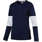 PUMA Women's Evoknit Golf Sweater