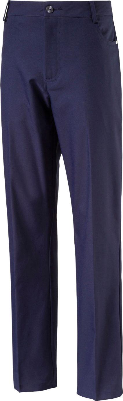 PUMA Juniors 5 Pocket Pants