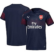 PUMA Youth Arsenal 2018 Replica Away Stadium Jersey