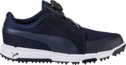 PUMA Youth Grip Sport DISC Golf Shoes