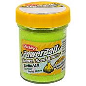 Berkley PowerBait Natural Scent Glitter Trout Dough Bait – Garlic Flavor