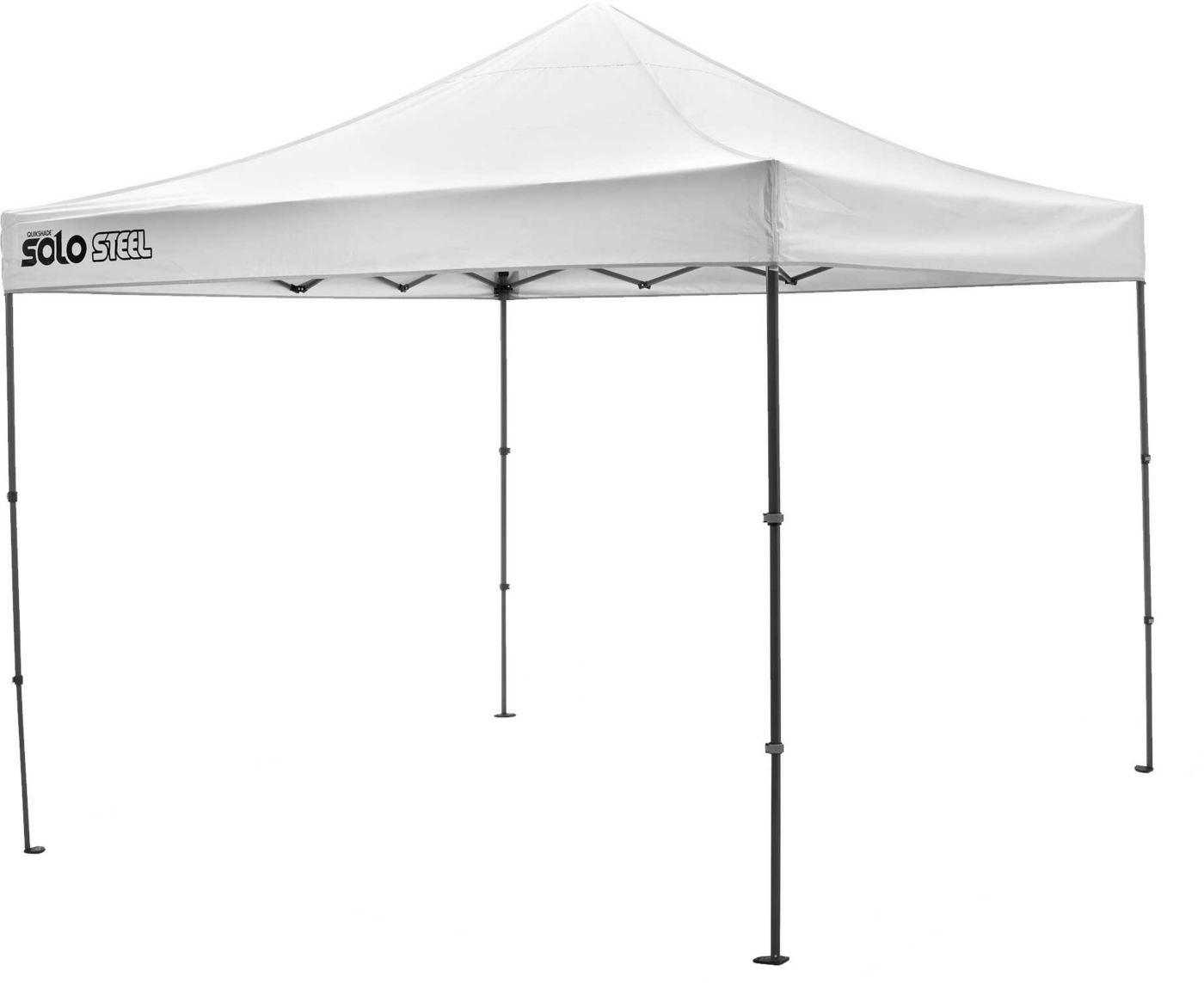 Quik Shade 10' x 10' Solo Steel 100 Straight Leg Canopy