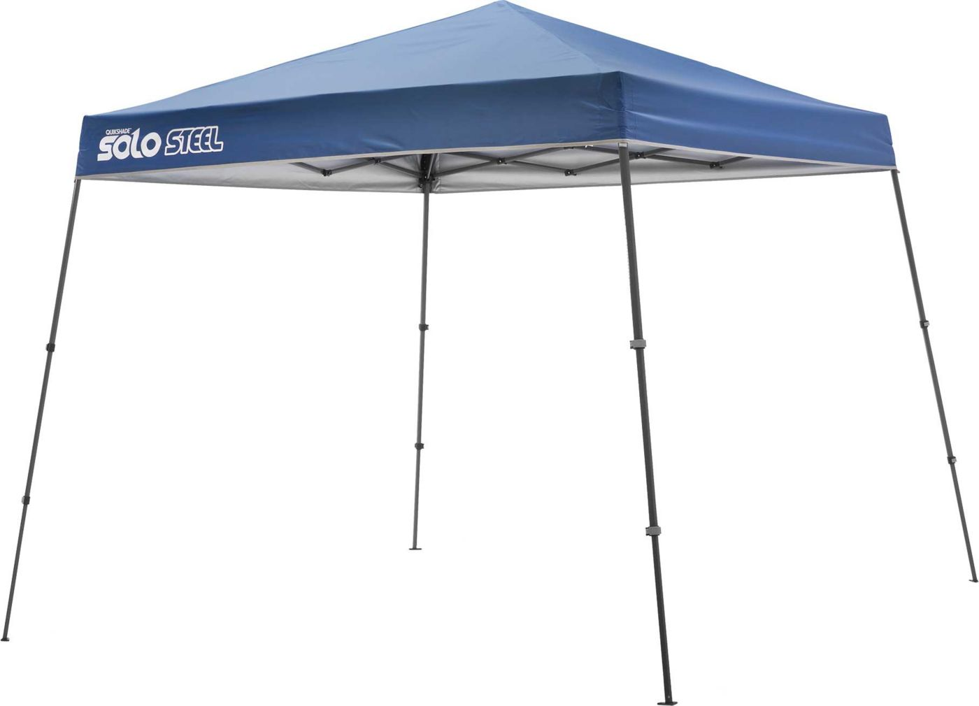 Quik Shade 10' X 10' Solo Steel 64 Slant Leg Canopy
