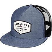 f7fe830e653006 Product Image · Quiksilver Men's Sass Master Trucker Hat