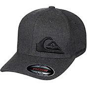 Quiksilver Men's Final HDWR Flexfit Hat
