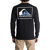 Quiksilver Men's Hold Down Long Sleeve Shirt