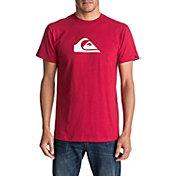 Quiksilver Men's Mountain Wave Logo T-Shirt