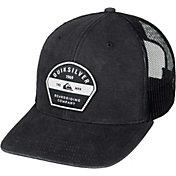 Quicksilver Men's Silver Lining Trucker Hat