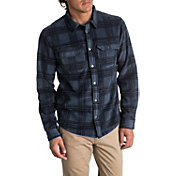 Quiksilver Men's Surf Days Polar Fleece Long Sleeve Shirt