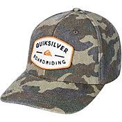Quiksilver Men's Yard Bull HDWR Flexfit Hat