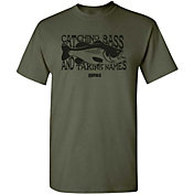 Rapala Men's Kicking Bass Short Sleeve T-Shirt