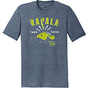 Rapala Men's Premium Lightning Bolts Tri-Blend T-Shirt