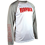Rapala Men's Performance Raglan Long Sleeve Shirt