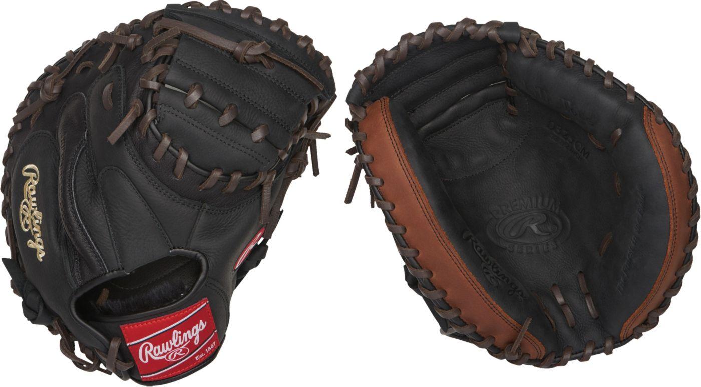 """Rawlings 32.5"""" Premium Series Catcher's Mitt"""