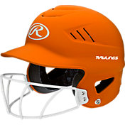 Rawlings OSFM COOLFLO Batting Helmet w/ Fastpitch Mask