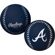 Rawlings Atlanta Braves Big Fly Bouncy Baseball