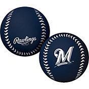 Rawlings Milwaukee Brewers Big Fly Bouncy Baseball