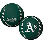 Rawlings Oakland Athletics Big Fly Bouncy Baseball