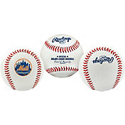 Rawlings New York Mets Logo Baseball