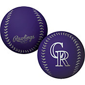 Rawlings Colorado Rockies Big Fly Bouncy Baseball