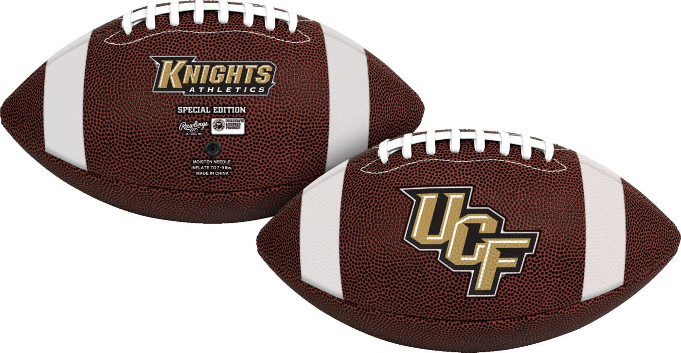 Rawlings UCF Knights Game Time Full-Size Football