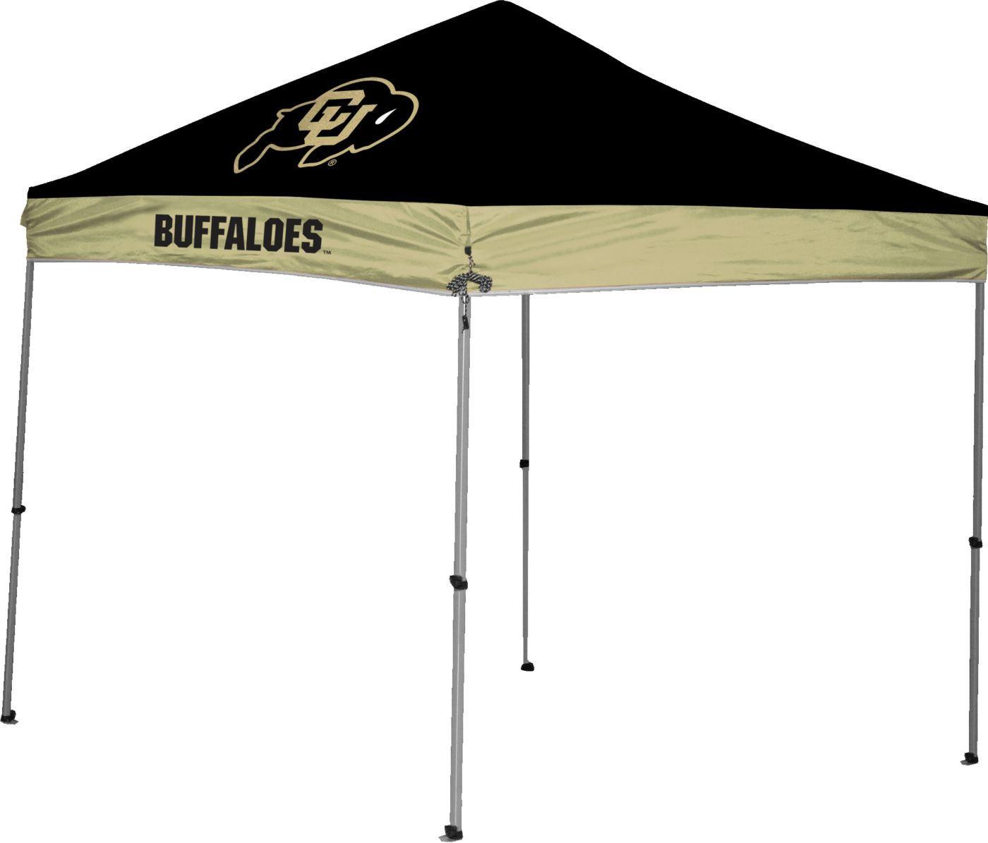 Rawlings Colorado Buffaloes 9' x 9' Sideline Canopy Tent
