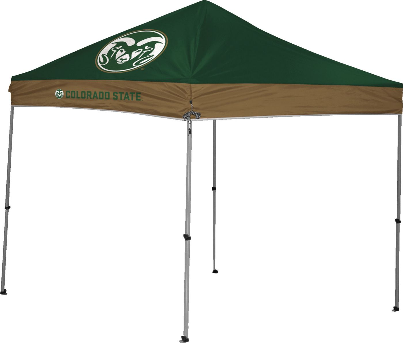 Rawlings Colorado State Rams 9' x 9' Sideline Canopy Tent