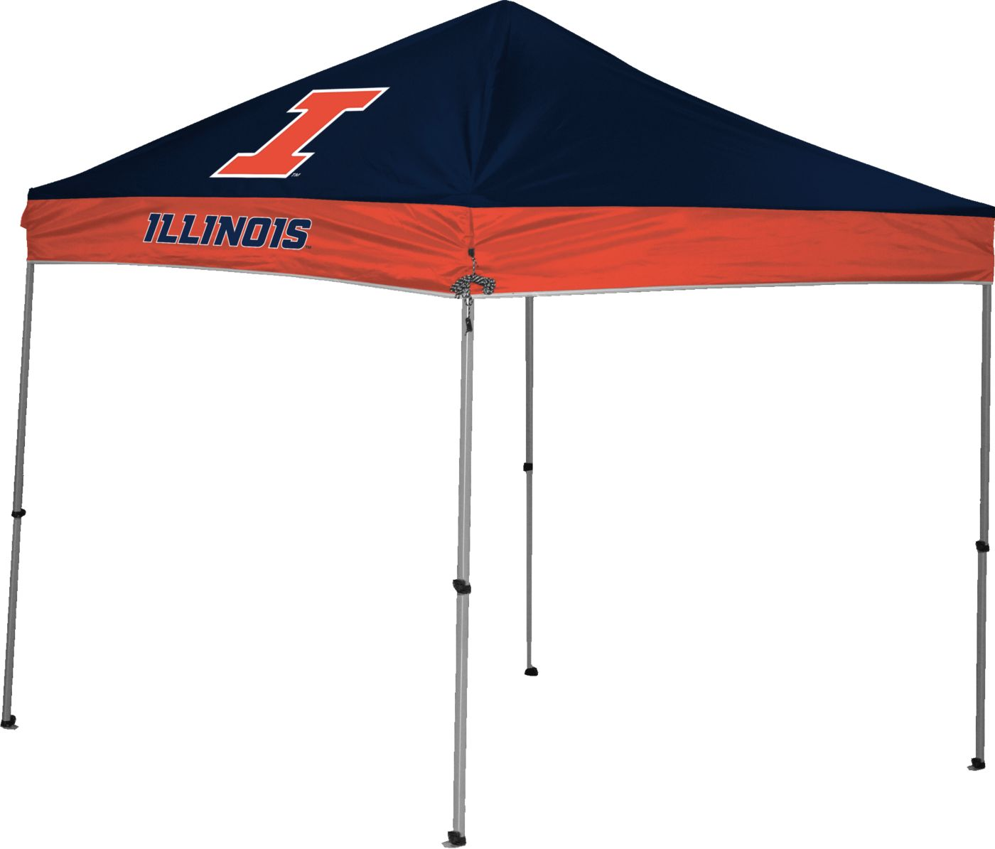 Rawlings Illinois Fighting Illini 9' x 9' Sideline Canopy Tent